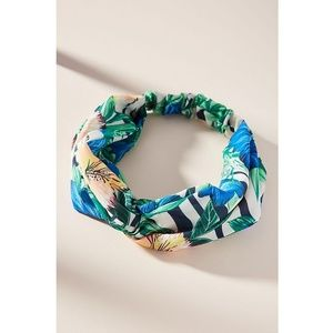Anthropologie 🌴 Tropical Twist Headband